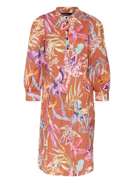 MARC CAIN Kleid , Farbe: DUNKELORANGE/ ROSA/ MINT (Bild 1)