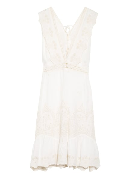 PATRIZIA PEPE Kleid, Farbe: ECRU (Bild 1)