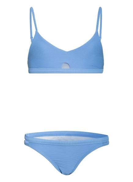 SEAFOLLY Bralette-Bikini SUMMER ESSENTIALS , Farbe: HELLBLAU (Bild 1)