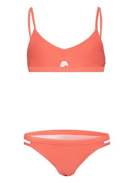 SEAFOLLY Bralette-Bikini SUMMER ESSENTIALS , Farbe: LACHS (Bild 1)