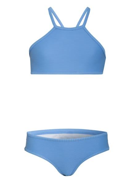 SEAFOLLY High-Neck-Bikini SUMMER ESSENTIALS, Farbe: HELLBLAU (Bild 1)