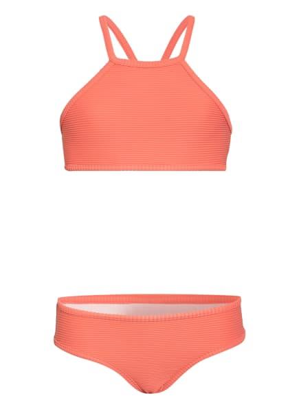 SEAFOLLY High-Neck-Bikini SUMMER ESSENTIALS, Farbe: LACHS (Bild 1)