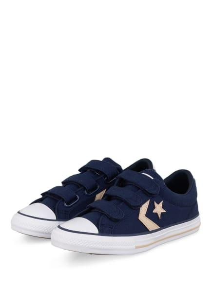 CONVERSE Sneaker STAR PLAYER, Farbe: DUNKELBLAU/ WEISS/ CREME (Bild 1)