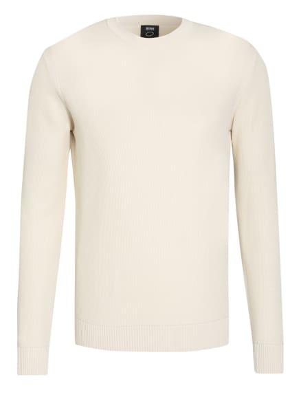BOSS Pullover PALESE, Farbe: ECRU (Bild 1)