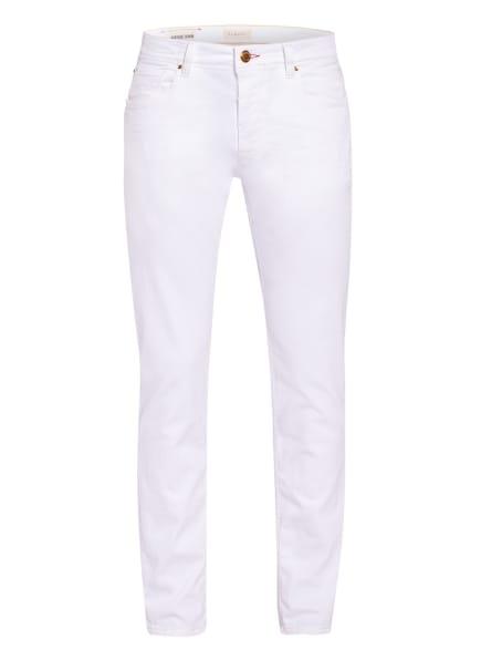 bugatti Jeans Extra Slim Fit , Farbe: 010 WEISS (Bild 1)