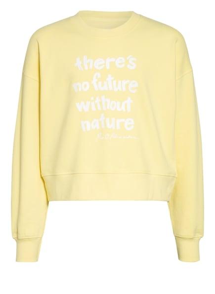 Marc O'Polo Sweatshirt, Farbe: HELLGELB (Bild 1)