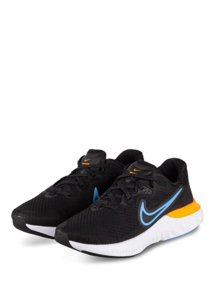Nike Laufschuhe RENEW RUN 2, Farbe: SCHWARZ (Bild 1)