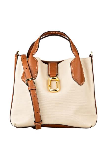 MARC JACOBS Hobo-Bag mit Pouch, Farbe: BEIGE/ BRAUN (Bild 1)