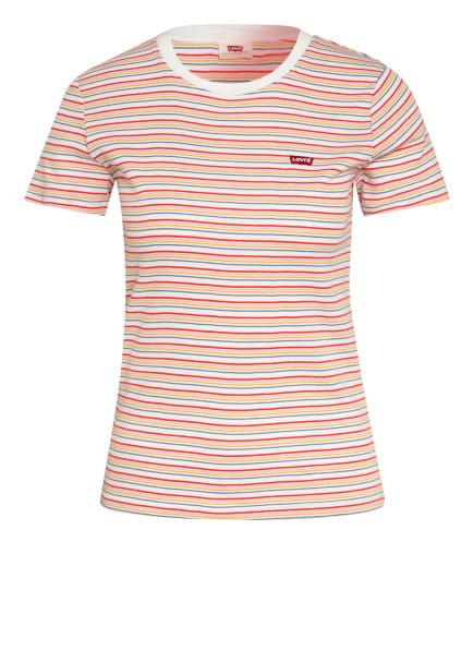Levi's® T-Shirt , Farbe: WEISS/ ROT/ BLAU (Bild 1)