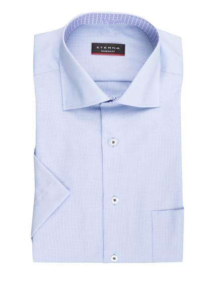 ETERNA Kurzarm-Hemd Modern Fit, Farbe: HELLBLAU (Bild 1)