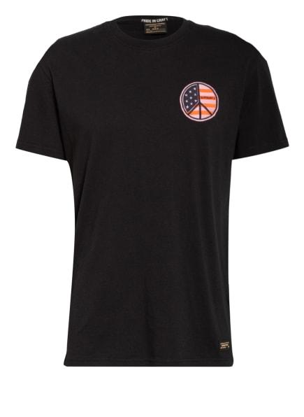 Superdry T-Shirt, Farbe: SCHWARZ (Bild 1)