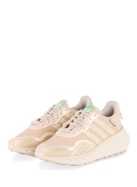 adidas Originals Plateau-Sneaker CHOIGO, Farbe: HELLORANGE (Bild 1)