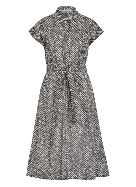 MARELLA Kleid SOSIA, Farbe: SCHWARZ/ WEISS/ CREME (Bild 1)