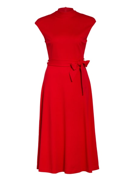 HUGO Kleid DRESSELLA, Farbe: ROT (Bild 1)