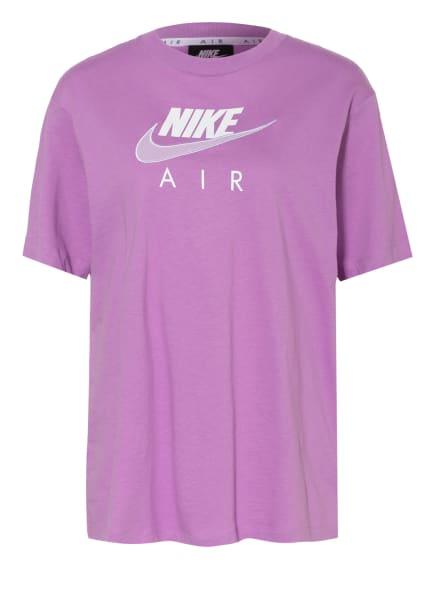 Nike Oversized-Shirt AIR, Farbe: LILA (Bild 1)