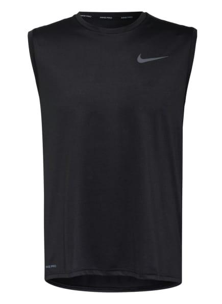Nike Tanktop PRO DRI-FIT, Farbe: SCHWARZ (Bild 1)
