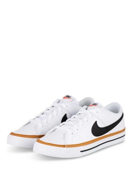 Nike Sneaker COURT LEGACY, Farbe: WEISS/ SCHWARZ (Bild 1)