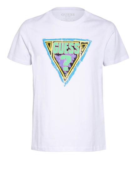 GUESS T-Shirt , Farbe: WEISS (Bild 1)