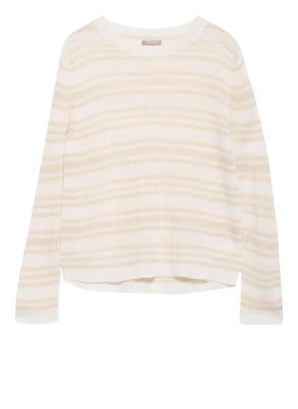 HEMISPHERE Pullover aus Leinen, Farbe: CREME/ BEIGE (Bild 1)