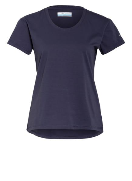 Columbia T-Shirt SUN TREK™, Farbe: BLAU (Bild 1)