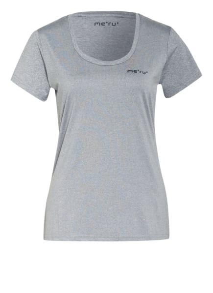 me°ru' T-Shirt CULVERDEN, Farbe: GRAU (Bild 1)