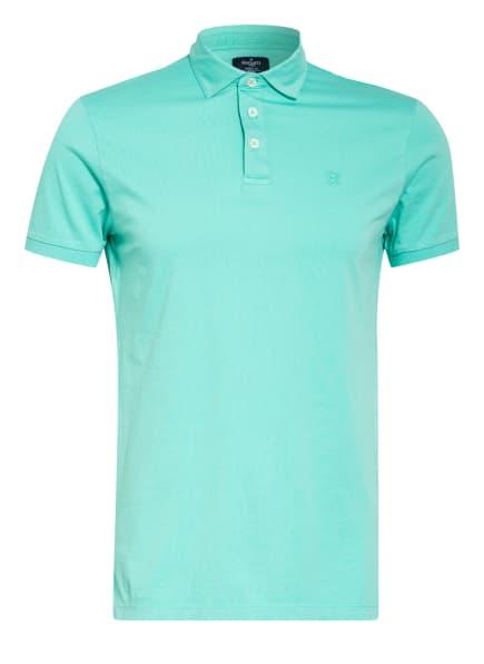 HACKETT LONDON Jersey-Poloshirt, Farbe: MINT (Bild 1)
