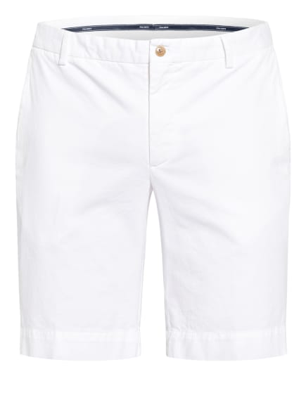 HACKETT LONDON Chino-Shorts KENSINGTON, Farbe: WEISS (Bild 1)