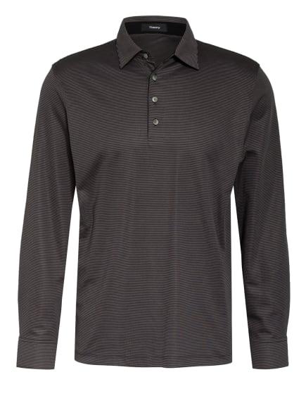 Theory Poloshirt , Farbe: SCHWARZ/ DUNKELGRAU (Bild 1)