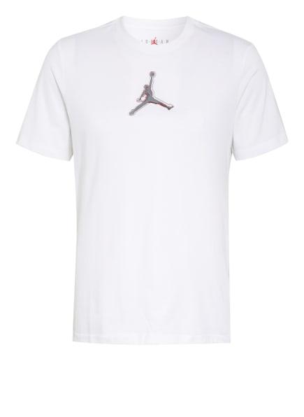 JORDAN T-Shirt DRI-FIT AIR, Farbe: WEISS (Bild 1)