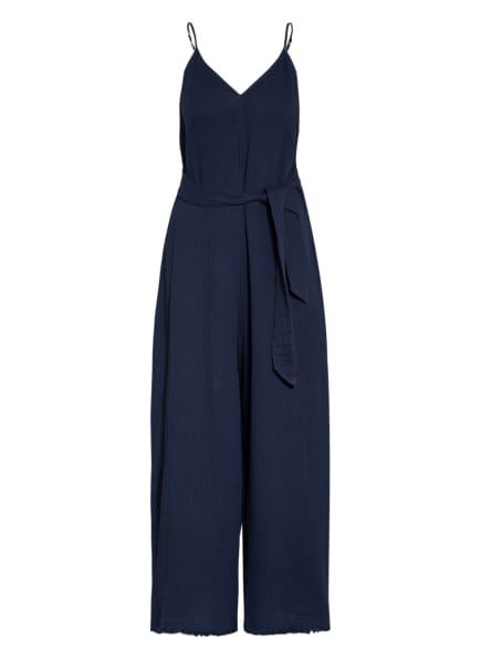 SEAFOLLY Jumpsuit DOUBLE CLOTH, Farbe: DUNKELBLAU (Bild 1)