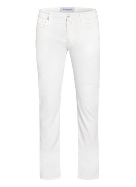 JACOB COHEN Jeans J688 Extra Slim Fit, Farbe: 112 WHITE (Bild 1)