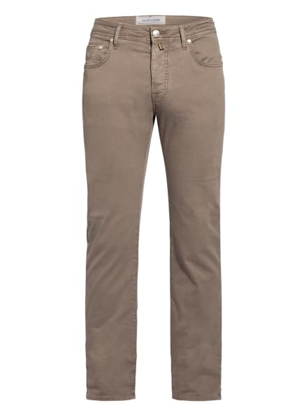 JACOB COHEN Jeans J688 Extra Slim Fit, Farbe: 308 Mid Brown (Bild 1)