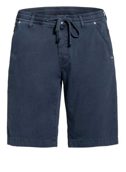 JACOB COHEN Shorts, Farbe: DUNKELBLAU (Bild 1)