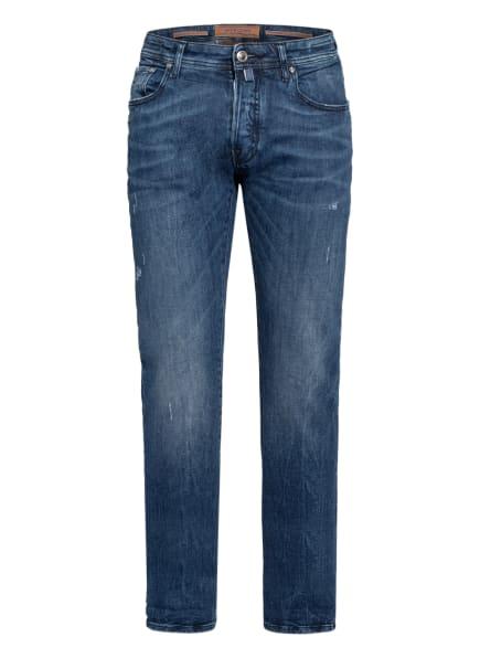 JACOB COHEN Jeans J688 Slim Fit , Farbe: W4 Dark Blue (Bild 1)