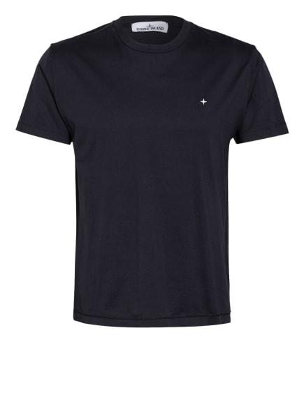 STONE ISLAND T-Shirt, Farbe: DUNKELBLAU (Bild 1)
