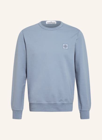STONE ISLAND Sweatshirt, Farbe: BLAUGRAU (Bild 1)