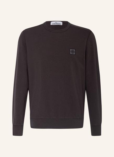 STONE ISLAND Sweatshirt, Farbe: DUNKELGRAU (Bild 1)