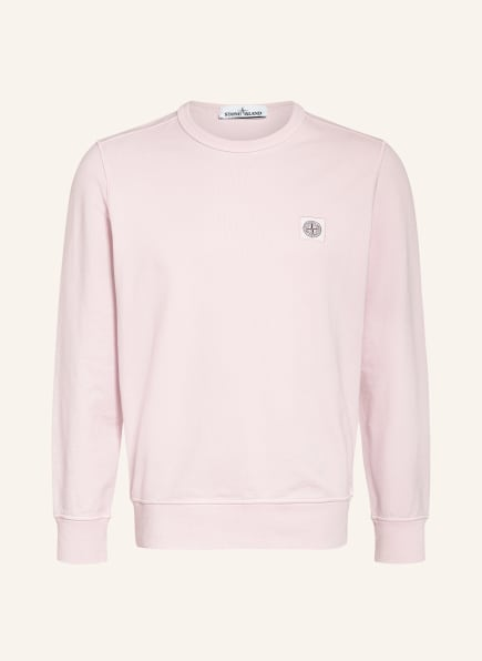 STONE ISLAND Sweatshirt, Farbe: HELLROSA (Bild 1)