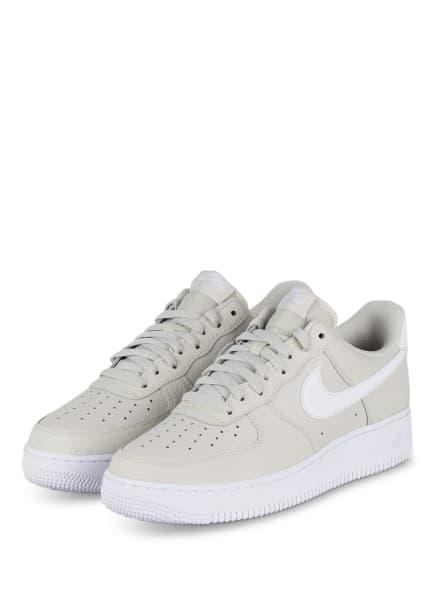 Nike Sneaker AIR FORCE 1 '07, Farbe: CREME/ WEISS (Bild 1)