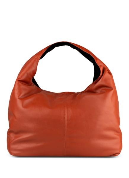 FRENZLAUER Hobo-Bag GRAND PANIER , Farbe: DUNKELORANGE (Bild 1)