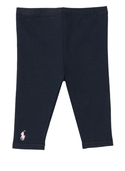 POLO RALPH LAUREN Leggings, Farbe: DUNKELBLAU (Bild 1)