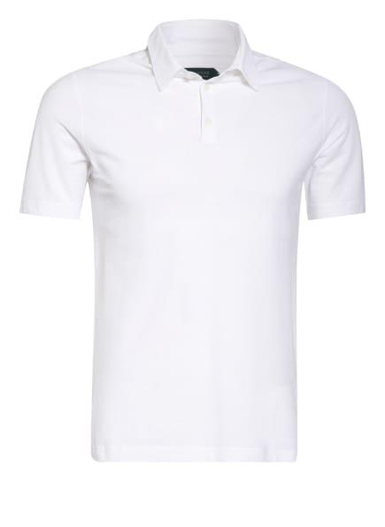 ZANONE Poloshirt Slim Fit, Farbe: WEISS (Bild 1)