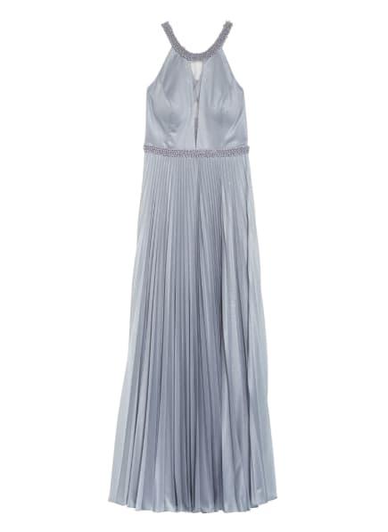VM VERA MONT Abendkleid, Farbe: BLAUGRAU/ SILBER (Bild 1)