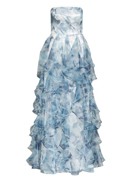VM VERA MONT Abendkleid, Farbe: CREME/ PETROL/ BLAU (Bild 1)