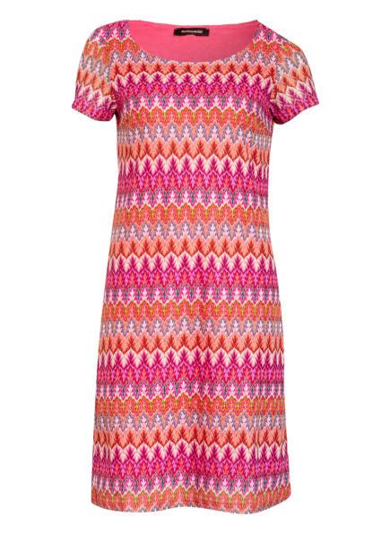 MORE & MORE Kleid, Farbe: GRÜN/ ORANGE/ LILA (Bild 1)