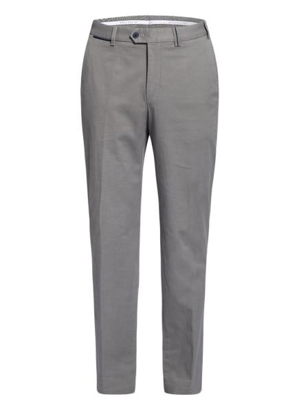 HILTL Chino PEAKER S Contemporary Fit, Farbe: GRAU/ WEISS (Bild 1)