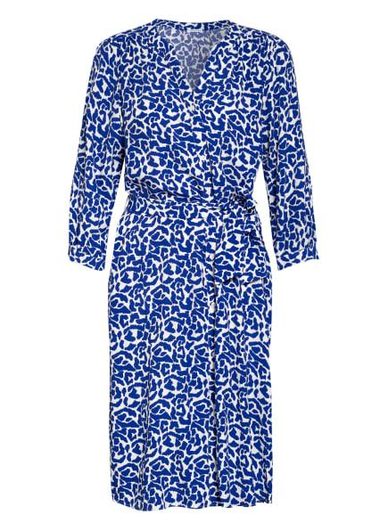 seidensticker Blusenkleid, Farbe: BLAU/ WEISS (Bild 1)