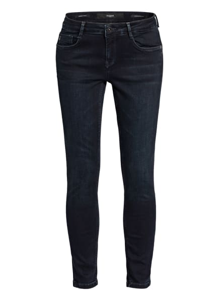 GOLDGARN DENIM Skinny Jeans JUNGBUSCH, Farbe: 1100 night blue (Bild 1)