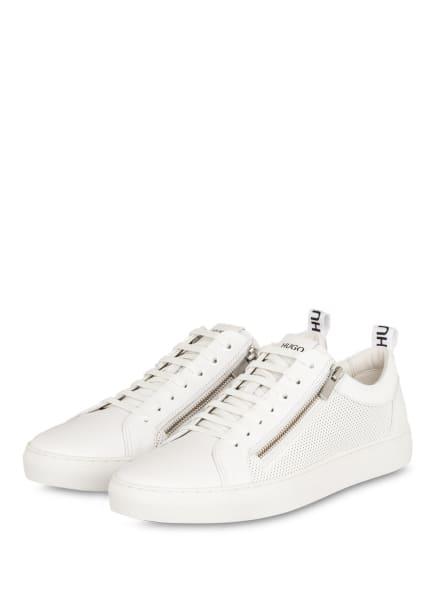 HUGO Sneaker FUTURISM, Farbe: WEISS (Bild 1)
