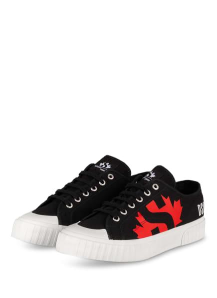 DSQUARED2 Sneaker, Farbe: SCHWARZ (Bild 1)